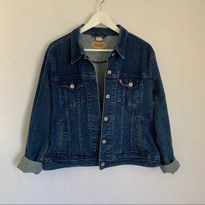 Levi's Denim Button-up Jacket